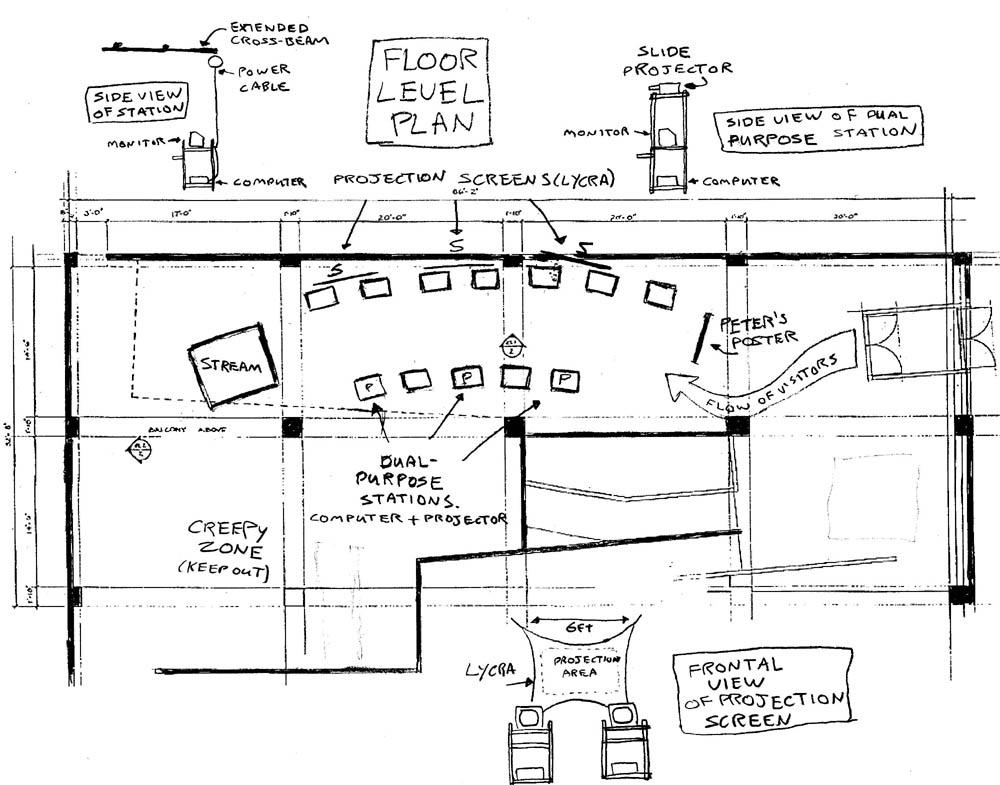 Exhibition Floorplans
